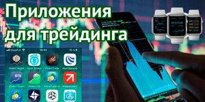 Список приложений для инвестиций на рынках