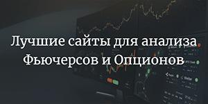 Лучшие сайты для анализа фьючерсов и опционов